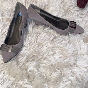 Nine west Flat Wedge Heels